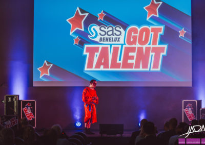 SAS BENELUX GOT TALENT