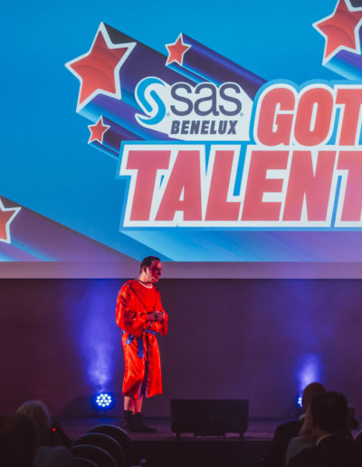 SAS kick off Got talent - JADA events