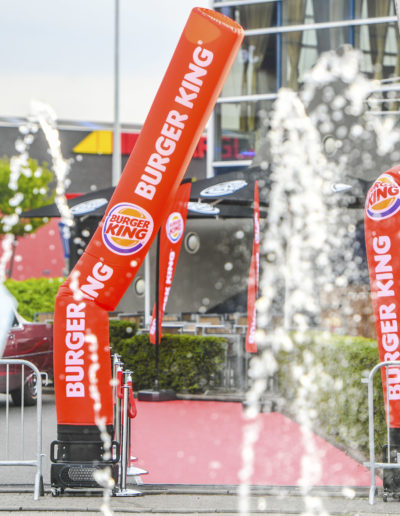 Burger king - Antwerpen